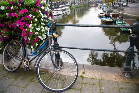 bicycle #1 | amsterdam | 2014