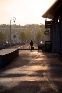 in the morning | amsterdam | 2014